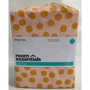 Room Essentials Easy Care Printed Pattern Sheets